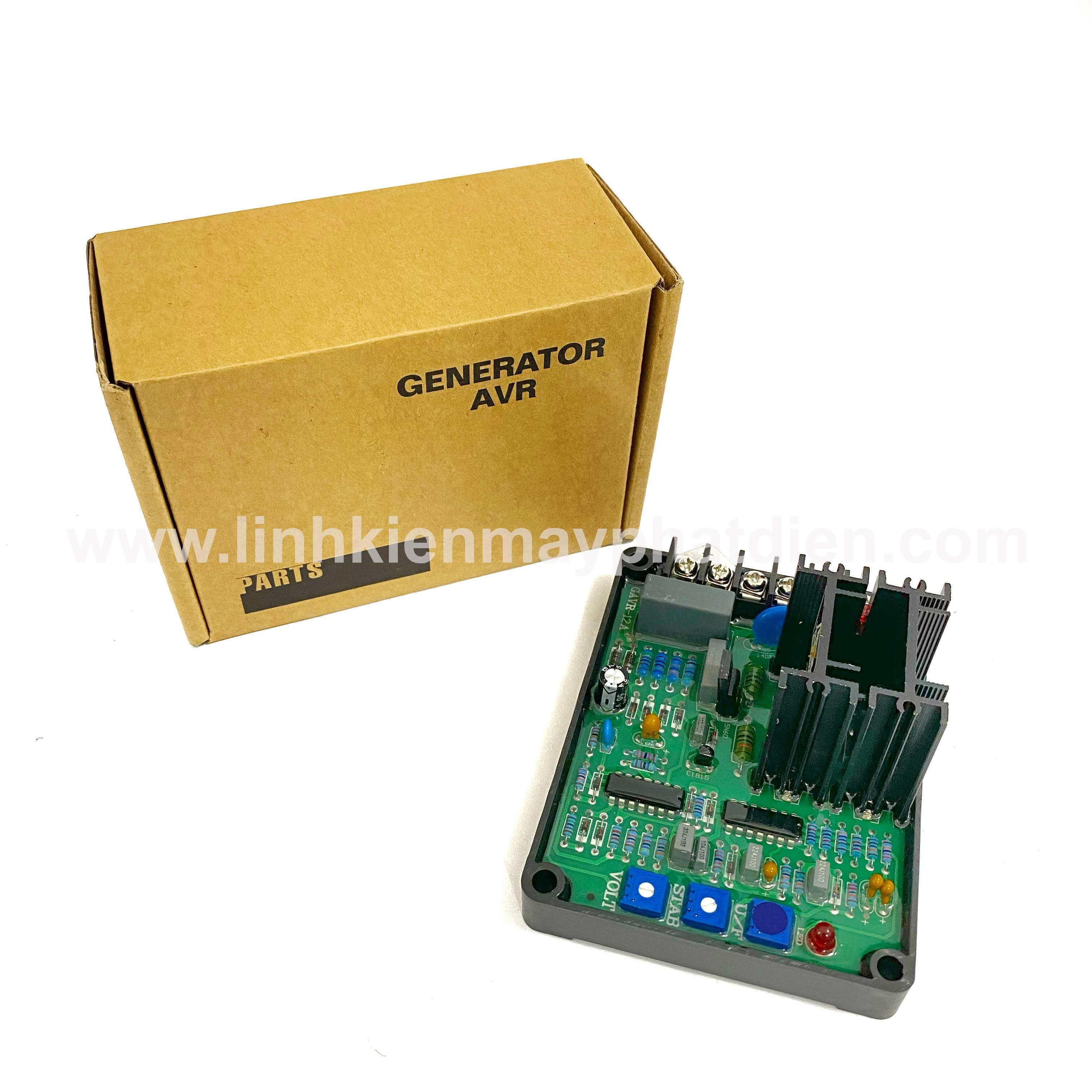 Mạch điều chỉnh điện áp GAVR 12A (Loại 1)