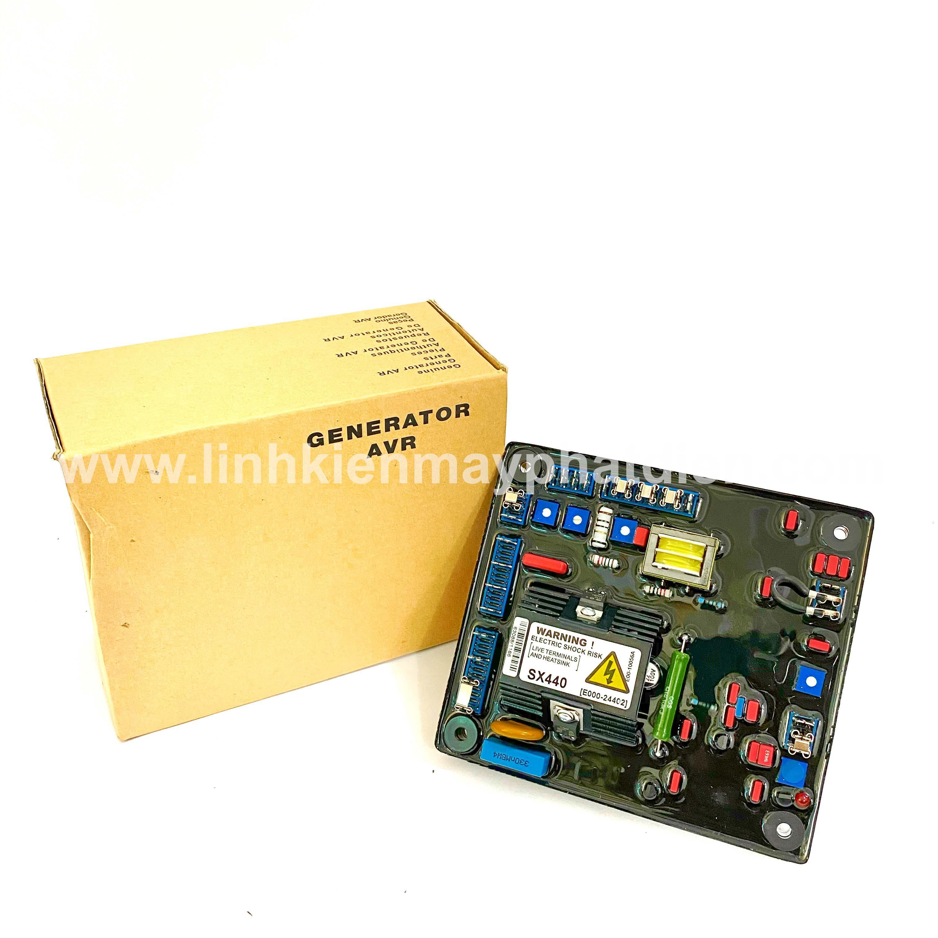 AVR máy phát điện Stamford SX440