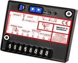 Bộ điều tốc ESD2210-12 24v
