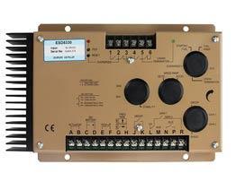 Bộ điều tốc ESD 5330