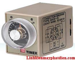 Relay CKC AH3-3 220V 60P