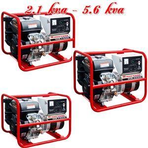 Máy phát điện Hữu Toàn động cơ Kohler 2,1 đến 5,6kva