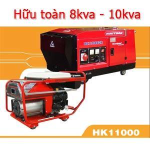 Máy phát điện Hữu Toàn động cơ Kohler 8kva đến 10kva