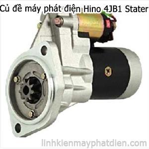Củ đề máy phát điện Hino 4JB1 Stater