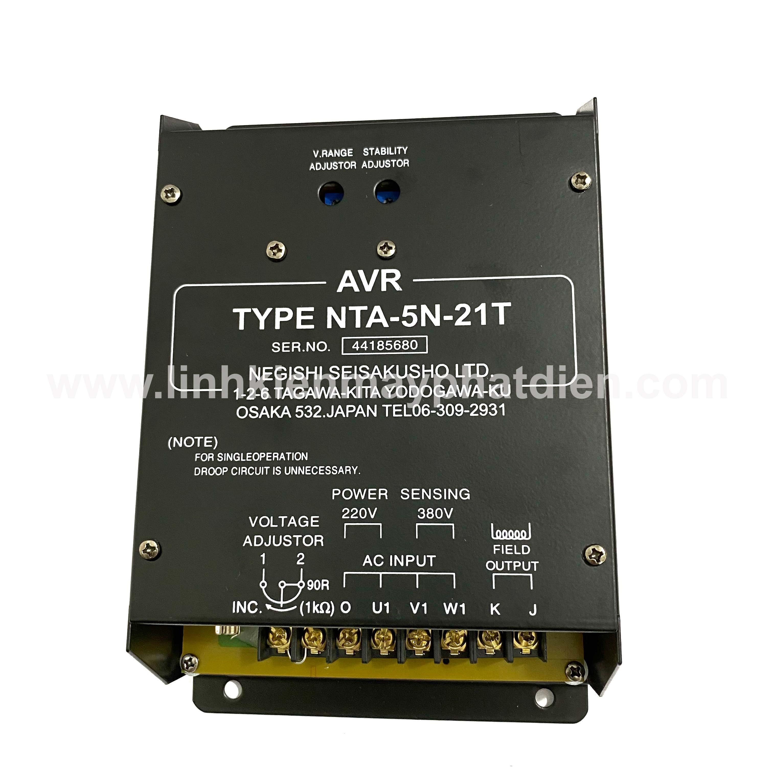 AVR Denyo NTA-50N-21T