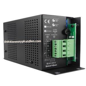 Bộ sạc ắc quy tự động Smartgens BAC06V