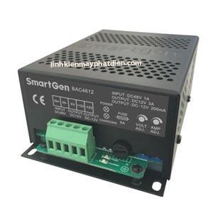 Bộ sạc ắc quy máy phát điện Smartgen BAC4812