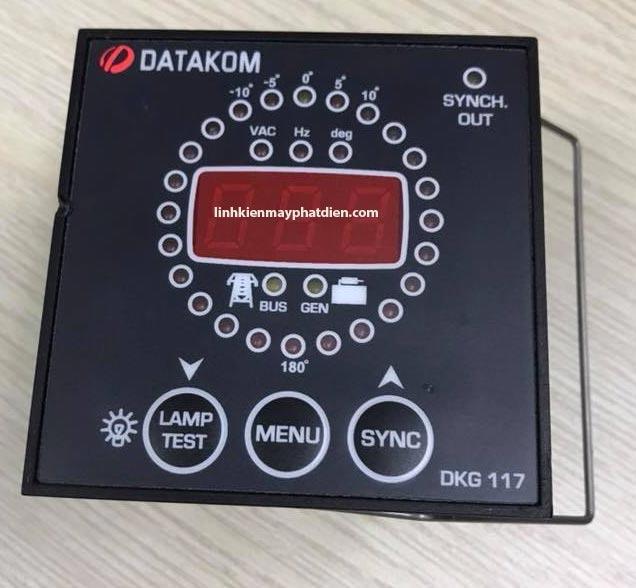Bảng điều khiển Datakom DKG117