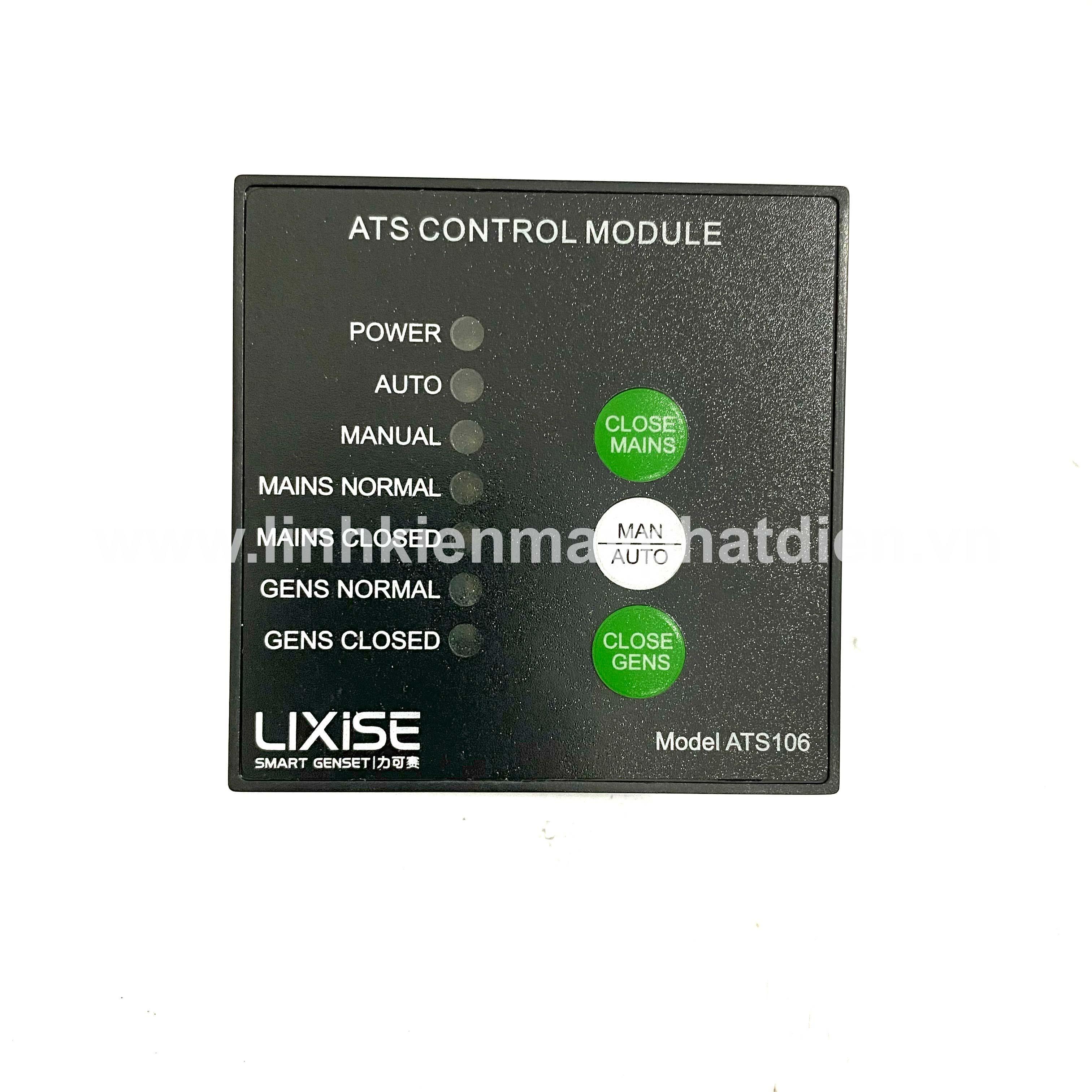Bộ điều khiển ATS 106