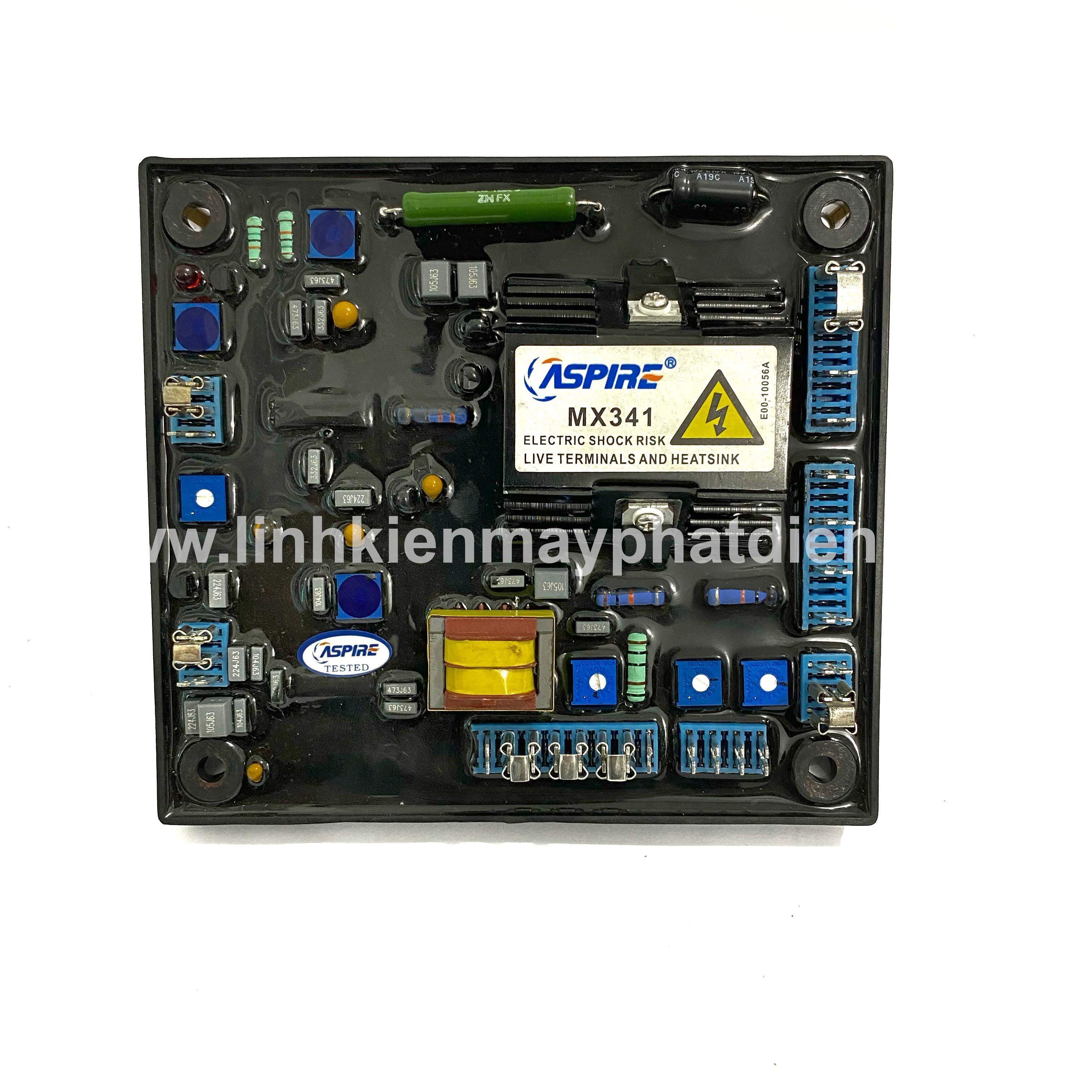 Bộ điều chỉnh điện áp AVR Stamford MX341