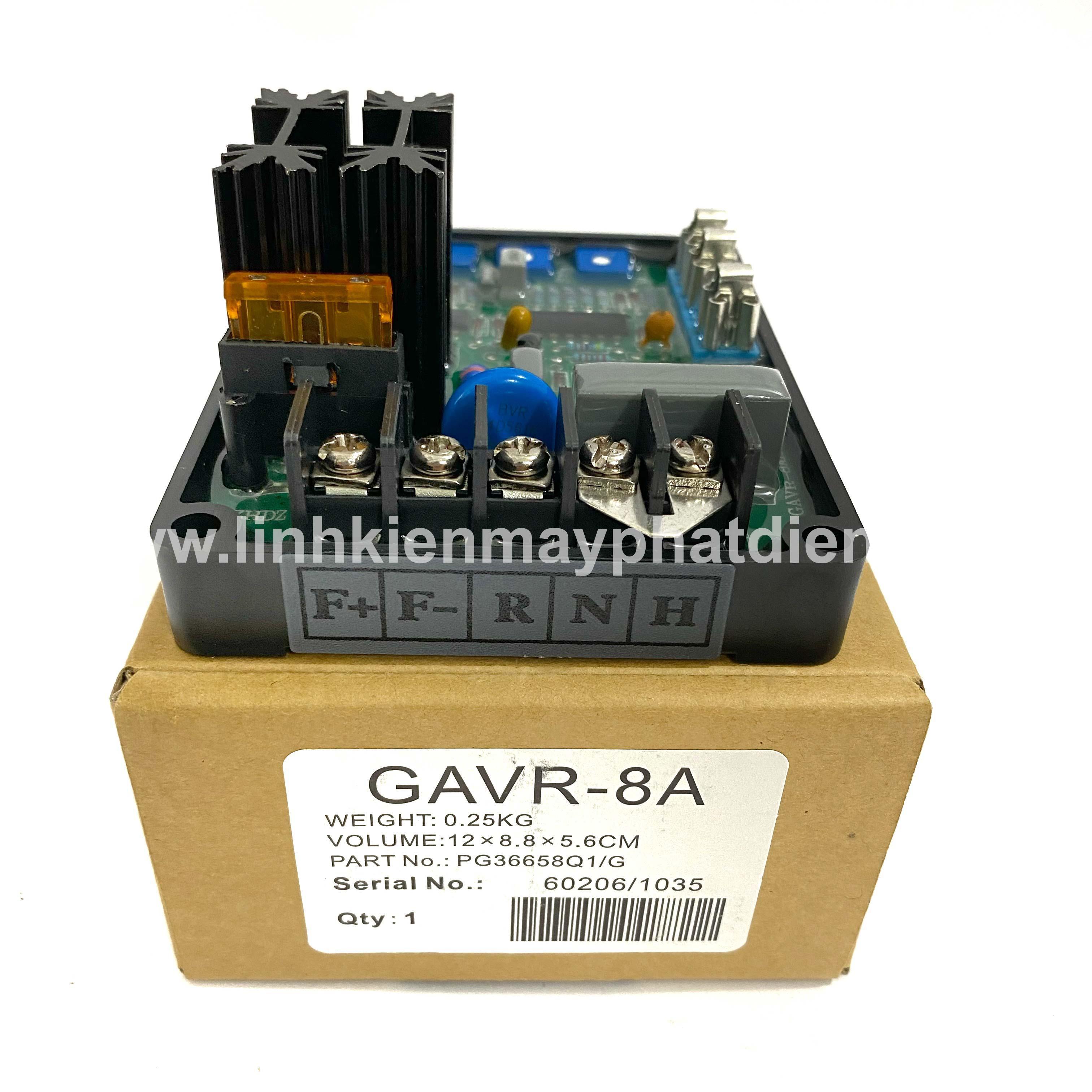 Mạch GAVR  máy phát điện 8AH (Loại 1)