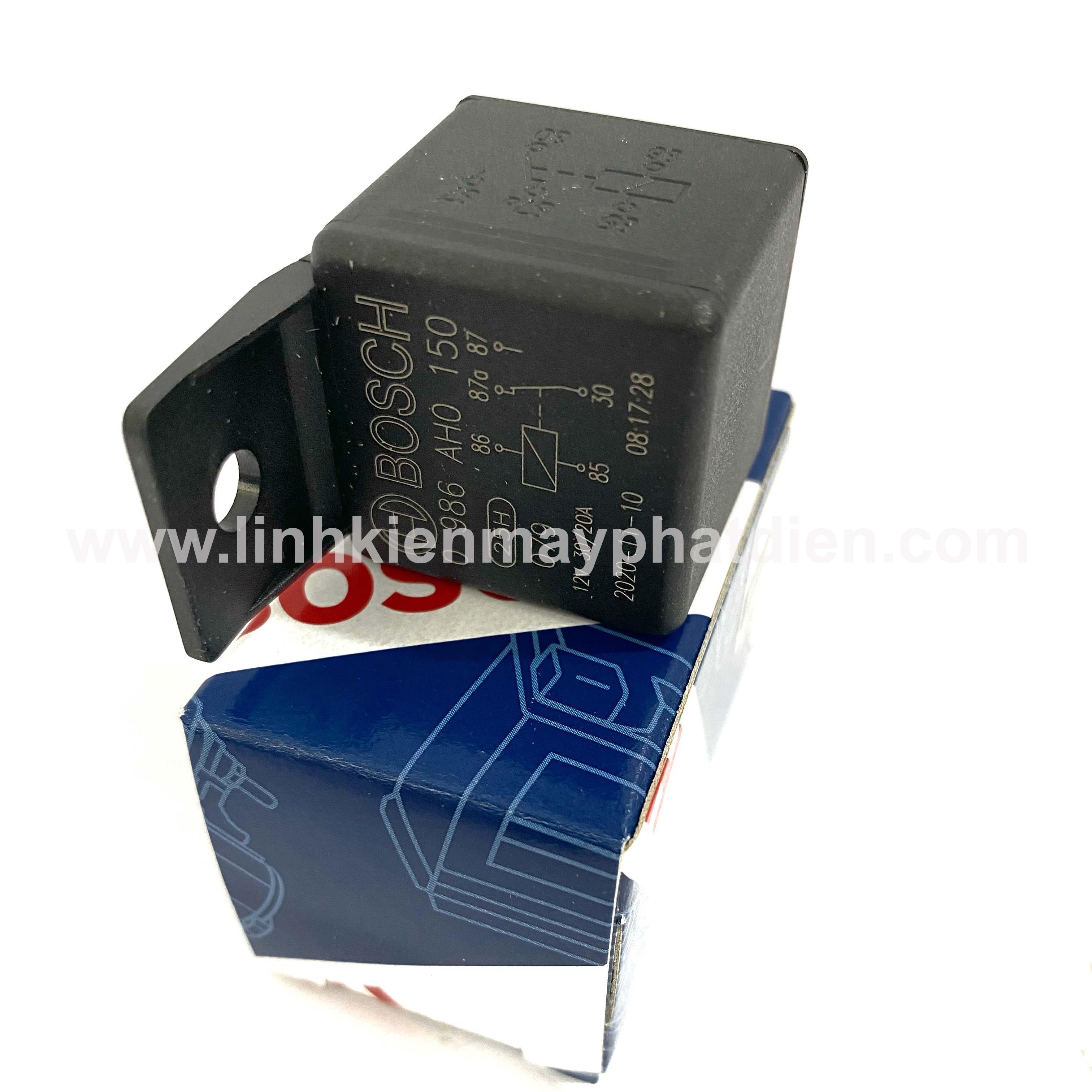 Rơle máy phát điện BOSCH - 24V