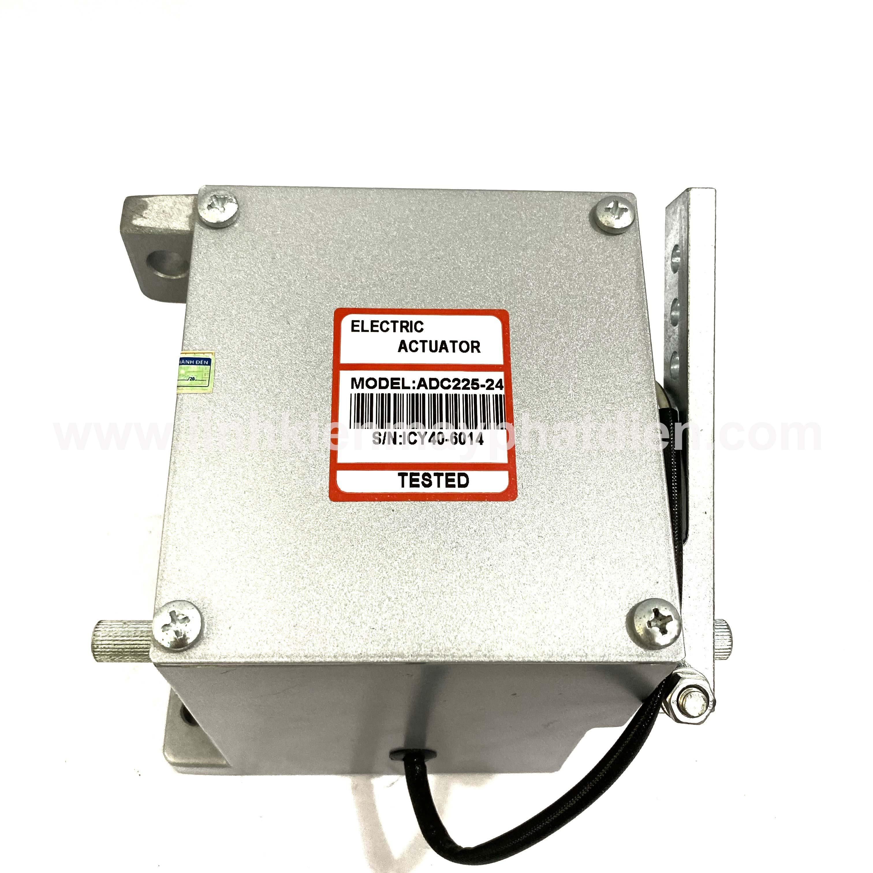 Actuator máy phát điện ADC225-24V